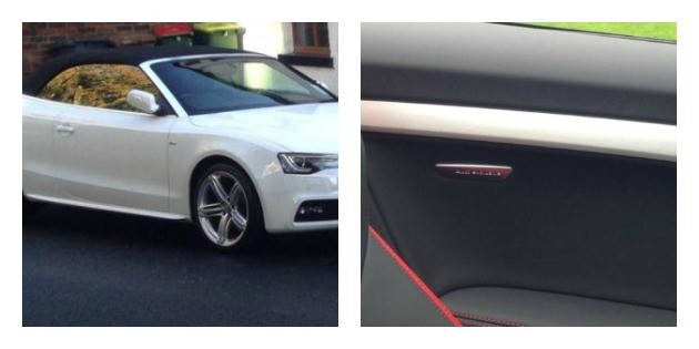 The Audi MF63MVM is still missing