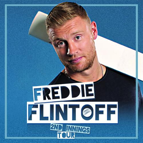 Freddie Flintoff 2nd Innings Tour