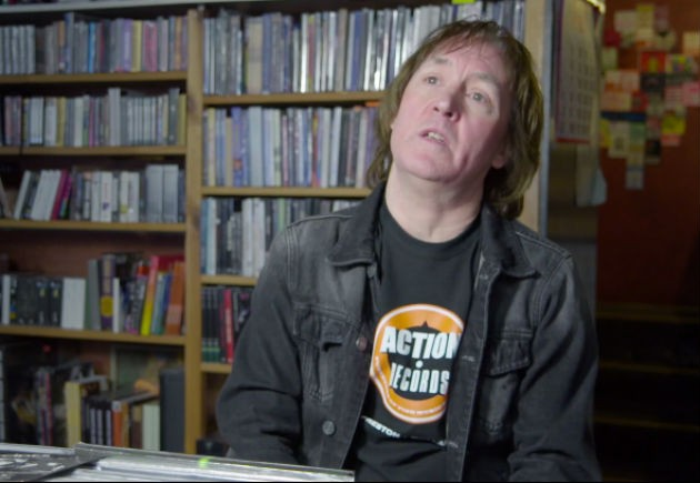 Gordon Gibson talks about starting up Action Records