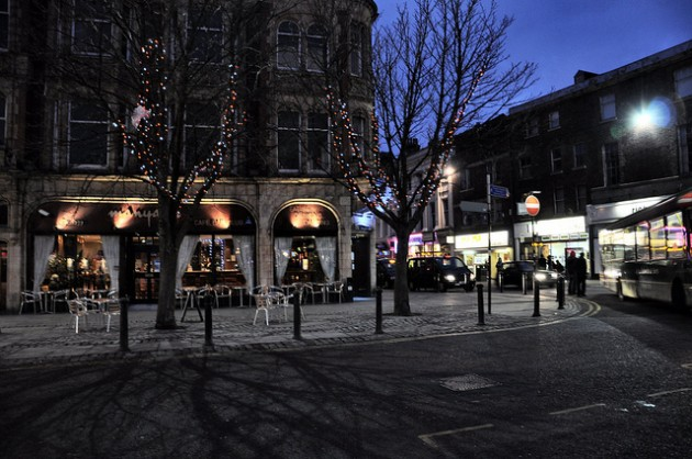 The next section of Fishergate is due to get the new shared space layout, up to Church Street