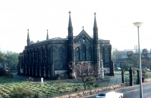 St Pauls Church, Ringway (formerly Park Road), Preston 1976