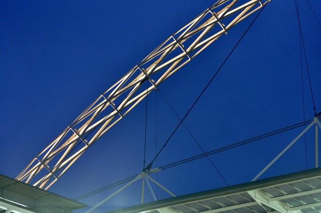 Wembley by Martin Pettitt
