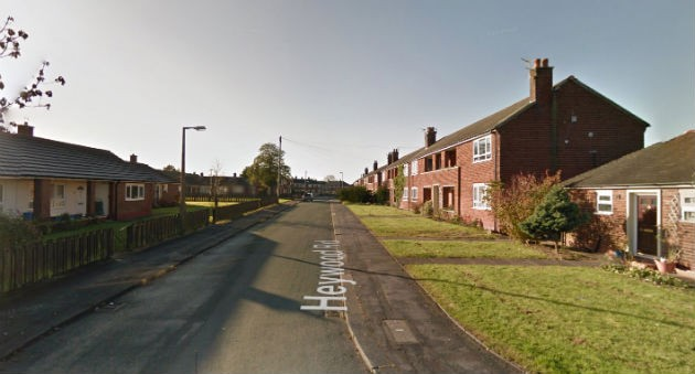 Emergency services were called to Heywood Road in Ashton-on-Ribble Pic: Google