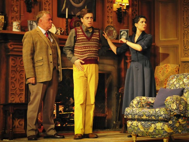 The Mousetrap being performed