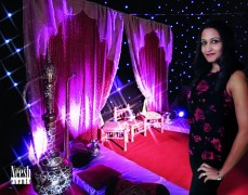 Bina Neesh has been running Bollywood-themed events for 10 years