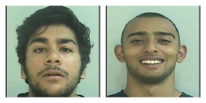 Minhaj Musa, left, and Mohammed Sabbah Dal, right, were both jailed for seven years