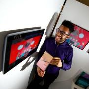 Jordan King-McCoy with his animation