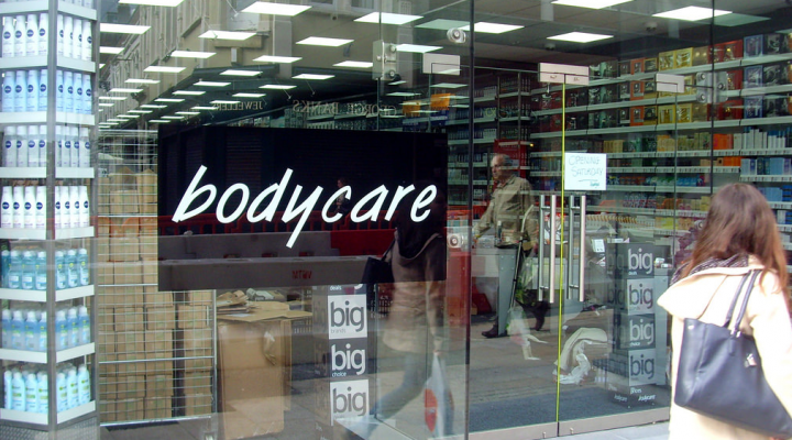 New Bodycare store opens
