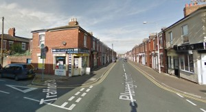 The corner of Plungington Road and Trafford Street Pic: Google
