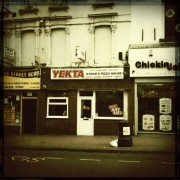 Yekta kebab house has been fuelling late night drinkers for years Pic: Matt Eastham