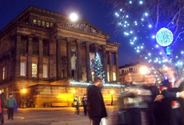 The Flag Market will be the venue for a free entertainment event Pic: Tony Worrall