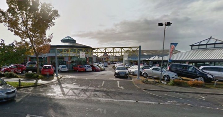 Perry's motor village stands in Blackpool Road Pic: Google