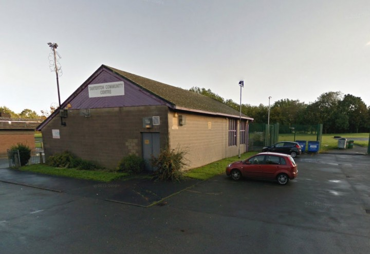 Tanterton Community Centre has not been open and used as much as residents would like Pic: Google