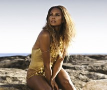 Alesha Dixon is unlikely to be wearing this outfit when visiting Preston in November