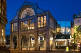 Borough Market has become a go to destination in London