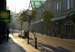 Early morning Preston Pic: Tony Worrall
