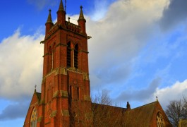 Emmanuel Church has served the local community for nearly 150 years Pic: Tony Worrall