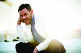 Will Young will perform at Hoghton Tower