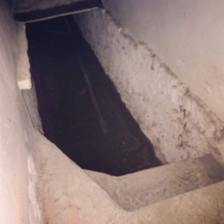 Basement of a home in Victoria Road