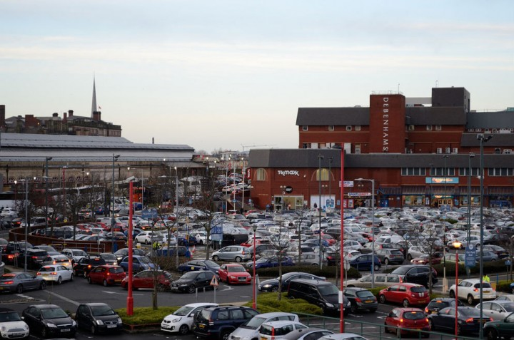 Fishergate Shopping Centre Car Park