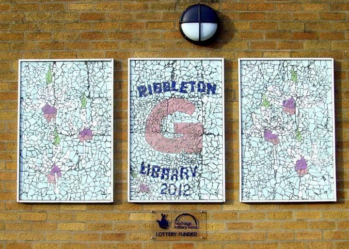 Ribbleton library Pic: Tony Worrall