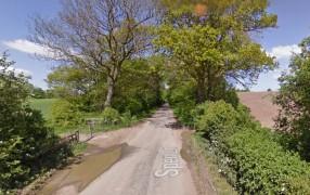 Spen Lane in Treales Pic: Google