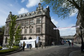 The Old Post Office at last year's Best of Britannia North