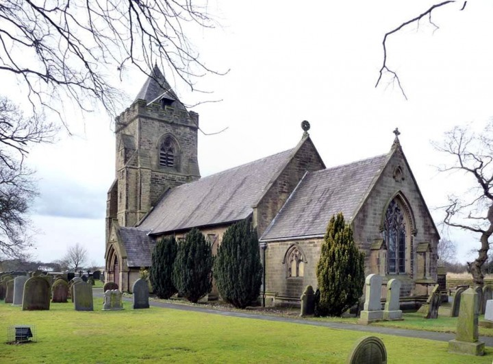 Saint Michael's Church Grimsargh 2016