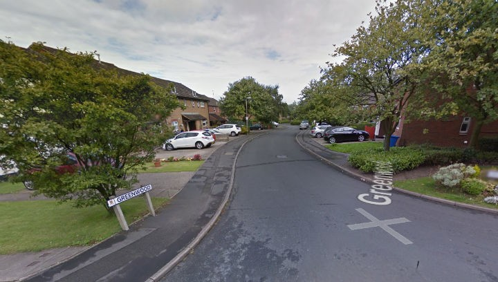 The Greenwood area where the incident took place Pic: Google