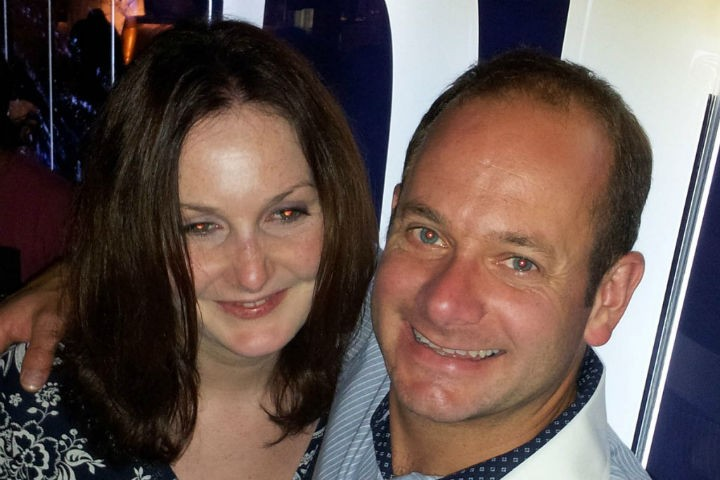 Karin and Dave are to marry in May