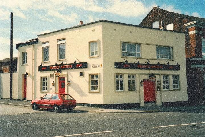 The Prince Arthur Hotel Pic: Preston Digital Archive/Steven Halliwell