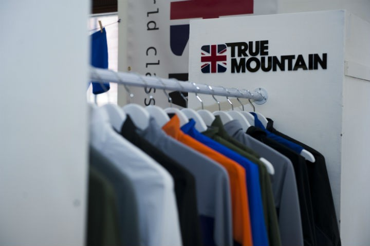 True Mountain sell outdoor clothing and are based in Chorley