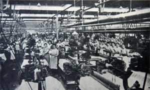 Horrockses Crewdson & Co. Ltd. Preston 1921 - Preston Digital Archive/BFI