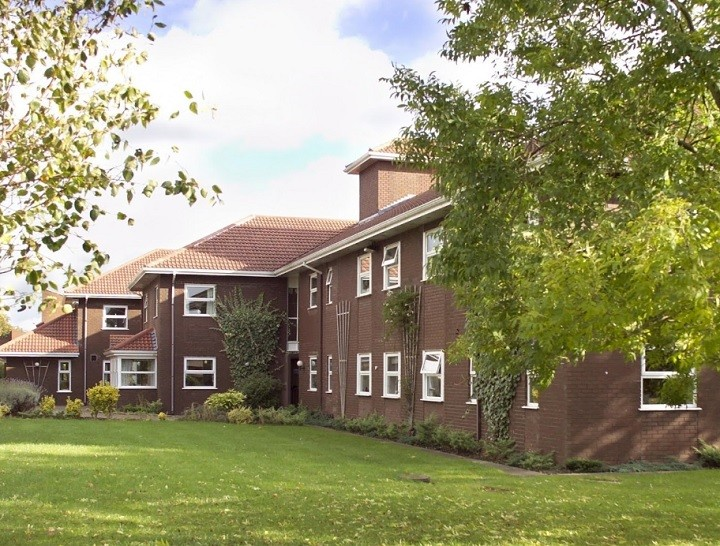 Dovedale Court care home in Ingol Pic: Google
