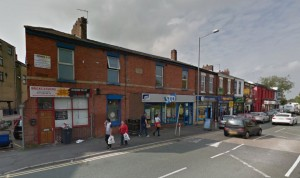 The Fylde Road shops where the new cafe will be Pic: Google