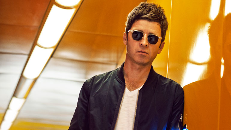 Noel Gallagher's High Flying Birds will play nearby