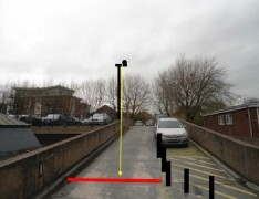 Number plates cameras proposed for Lawson Street