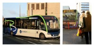 The Orbit bus route