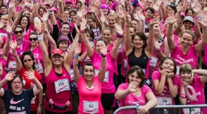 Cancer Research hope 4,000 women will join Race for Life in the city