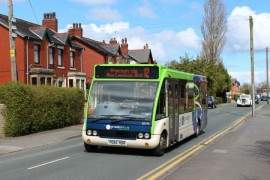 The Number 12 service is to continue under the new deal Pic: Mike Rhodes