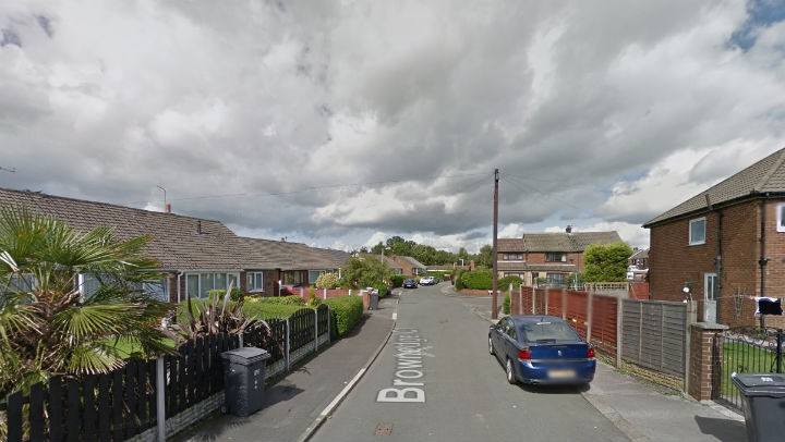 Brownedge Close in Bamber Bridge Pic: Google