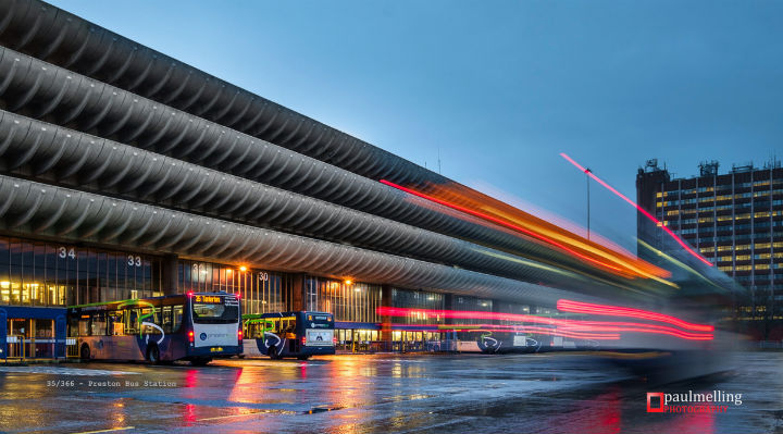 Preston Bus Station has its fans, and its haters Pic: Paul Melling
