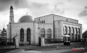 Masjid-e-Salaam in Watling Street Road Pic: Paul Melling