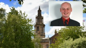 Councillor Matthew Brown says they are working to keep firms spending inside Preston