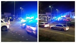 Emergency services on the scene near Preston Prison Pic: Andy Speariett