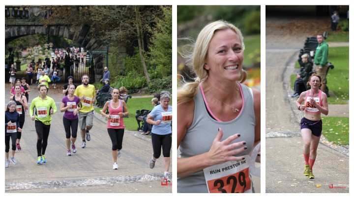 Runners in previous years Run Preston Pics: Paul Melling