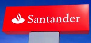 Santander says it cannot deactivate the cash machines Pic: Mike Mozart