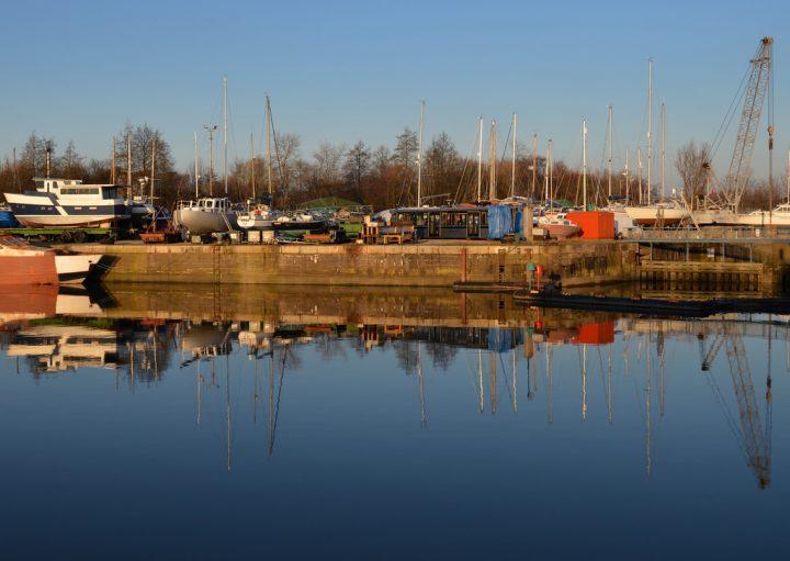 Preston Docks Pic: Tony Worrall