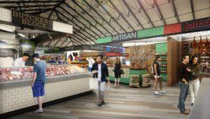Inside how Preston's new look Indoor Market may be presented