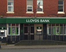 Lloyds says it considers a number of factors being deciding to close a branch